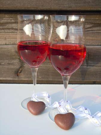 valentine s drink photo