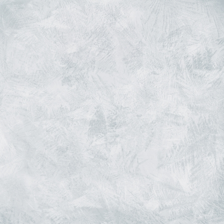 frozen glass: bright blue frozen water or the glass texture Stock Photo