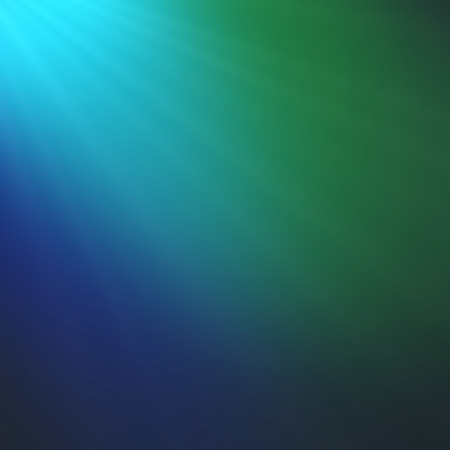 diving board: blue abstract background smooth beam of light
