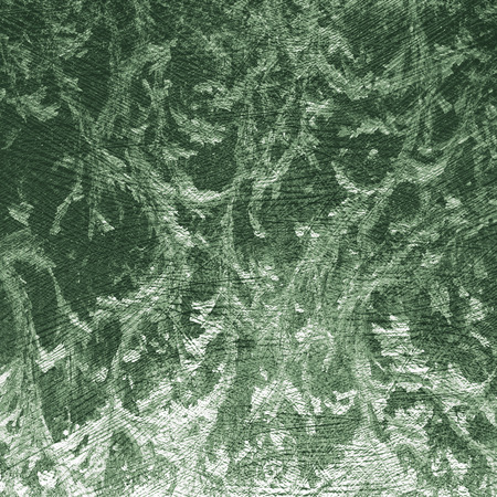frosted window: green abstract background vintage pattern texture