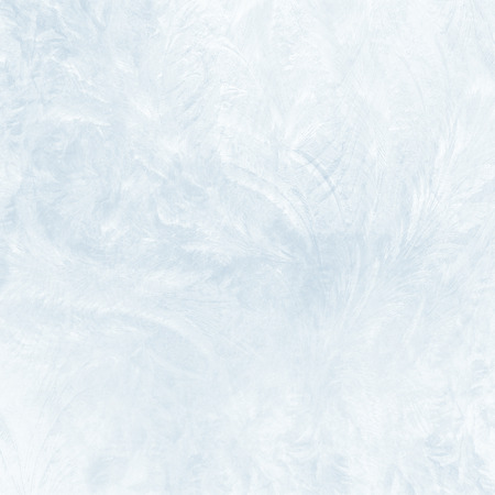frosted window: bright background frost texture