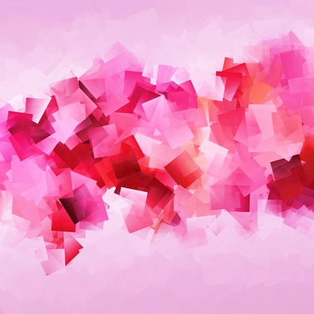 purple cubes pattern abstract background photo