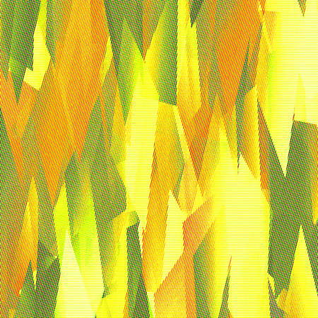 colorful abstract background green and yellow mesh pattern grid texture photo
