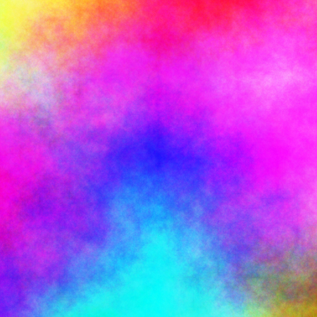colorful watercolor - abstract background Stock Photo