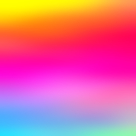kleurrijke aquarel achtergrond - kleuren van de regenboog