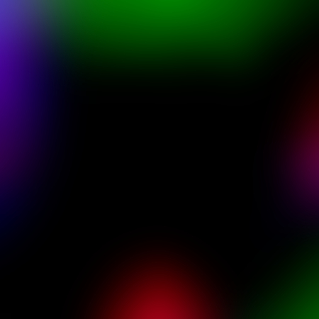 abstract black background with colorful light