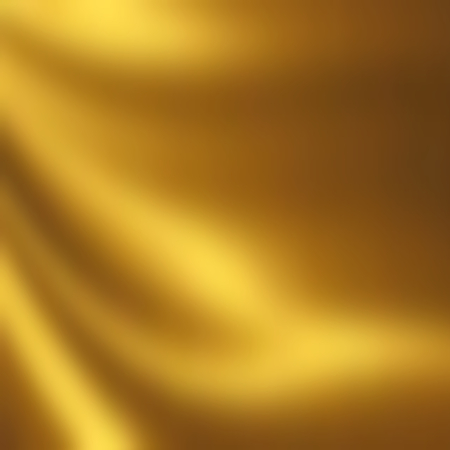 golden silk texture - abstract background Stock Photo