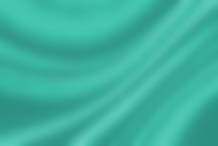 blue silk - abstract background