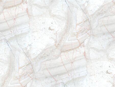 White marble texture - seamless background Фото со стока