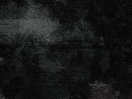 Old metallic texture - scratches, rust, stains Imagens
