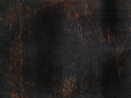 Old metallic texture - scratches, rust, stains