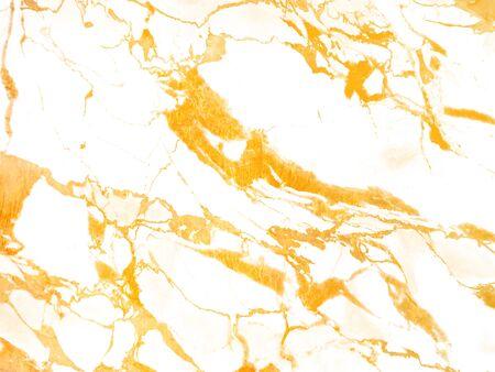 White marble with golden veins. Archivio Fotografico