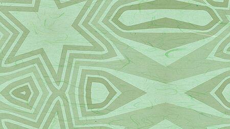 Watercolor on paper texture. Geometric pattern. 版權商用圖片