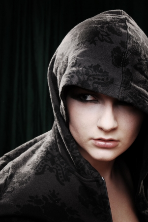 attitude girls: UrbanModern model