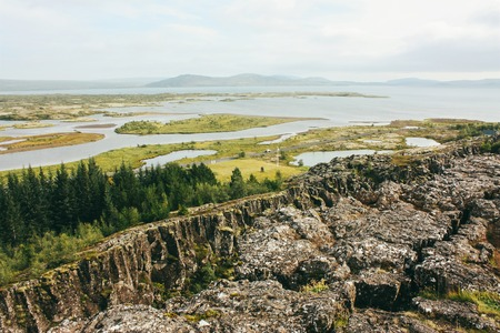 historic site: Rivers, lakes and rocks in Iceland, important historic site