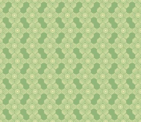 interweaving: seamless con intreccio di linee sottili. Semplice illustrazione astratta ornamentali