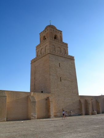 kairouan: Oldest mosque in Tunisia, Kairouan