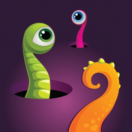 monster play Vector