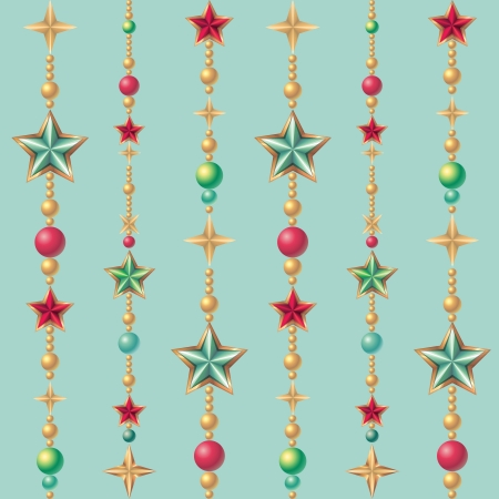 seamless Christmas pattern Stock Vector - 15967010