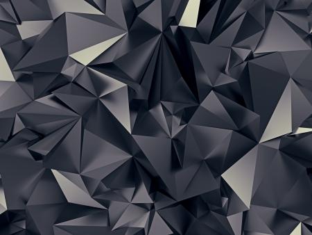 zwarte diamant kristal textuur Stockfoto