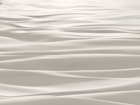 ivory white wavy soft textile background