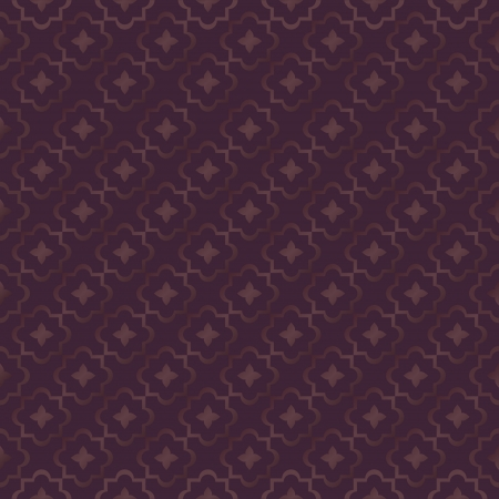 restrained: Abstract decorative seamless pattern