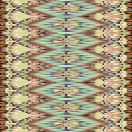 human skin texture: abstract ethnic seamless fashion pattern background Stock Photo