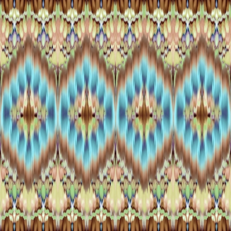 abstract ethnic seamless fashion pattern background photo