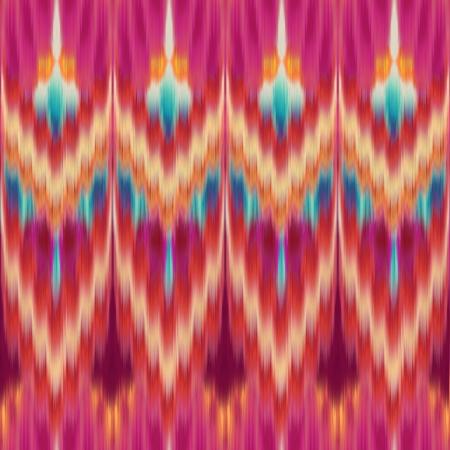 ethno: abstract ethnic seamless fashion pattern background Stock Photo