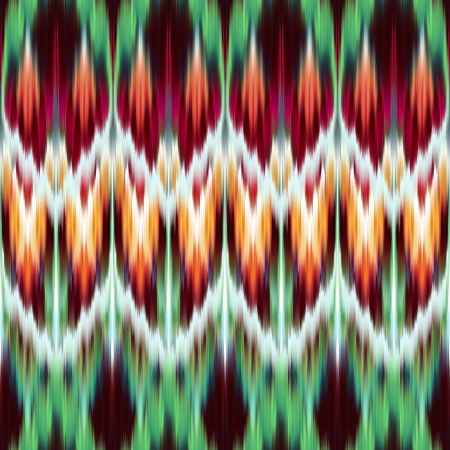 gobelin tapestry: abstract modern ethnic seamless fabric pattern