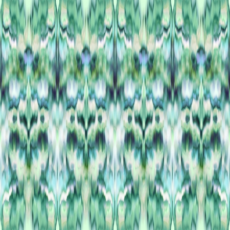 ikat: abstract intricate ethnic ikat seamless pattern background