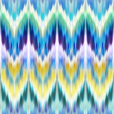 abstract ethnic seamless fabric pattern background; modern fashion textile ornament photo