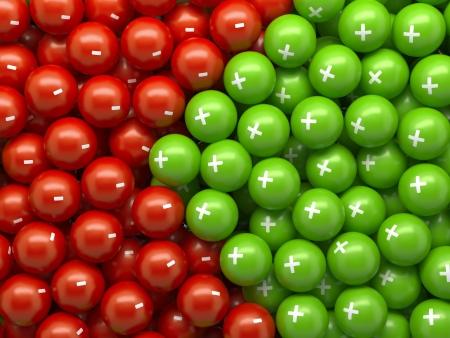 demografia: 3d abstracto bolas de fondo, negocio infograf�a estrategia
