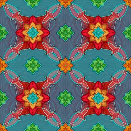 abstracte naadloze patroon achtergrond, kerst cadeaupapier