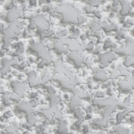 stucco texture: 3d abstract background, white stucco texture Stock Photo