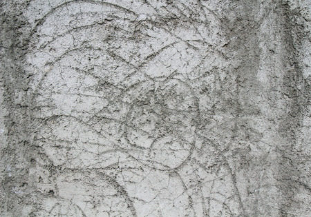 crackle: damaged concrete texture, abstract grungy background Stock Photo