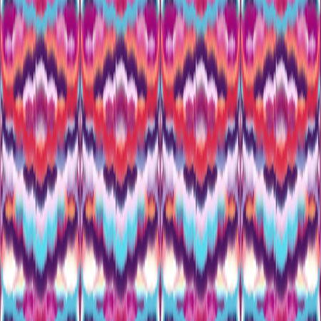 art and craft: intricate seamless boho pattern, ethnic wallpaper, abstract background