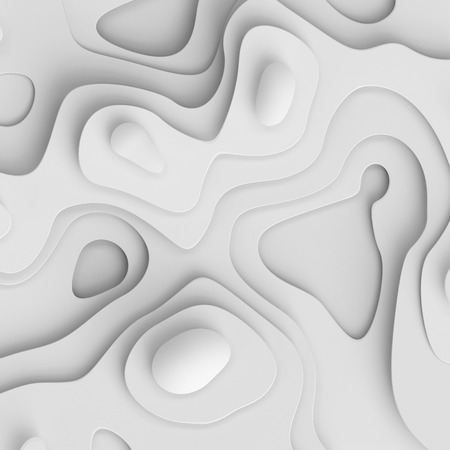 texture: 3d render, abstract white paper background, layers, flat fiber structures, holes, macro texture