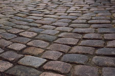cobblestone: cobblestone texture Stock Photo