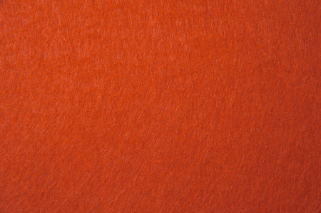 grizzle: orange felt texture for background Stock Photo