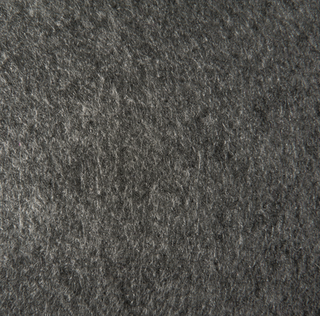 leaden: gray felt texture for background. macro