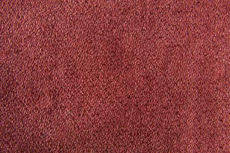 stof textuur rode vloerbedekking voor achtergrond Stockfoto