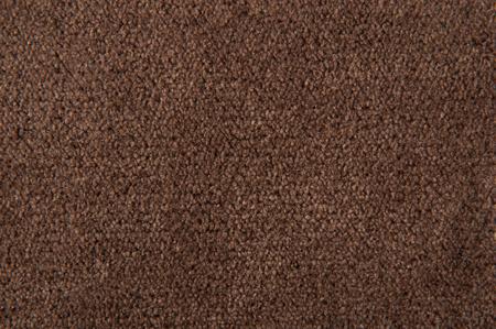 背景の布テクスチャ茶色のカーペット