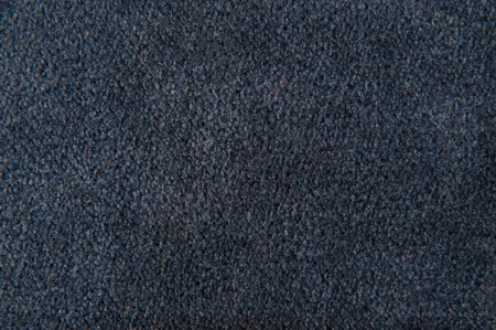 fabric texture blue carpeting for background