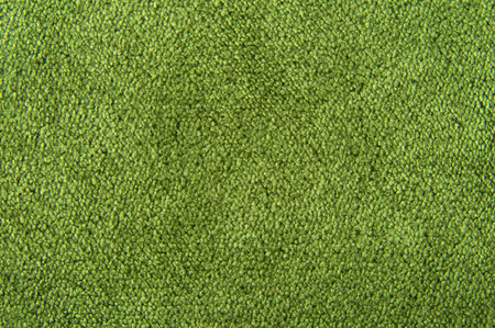 carpeting: fabric texture green carpeting for background