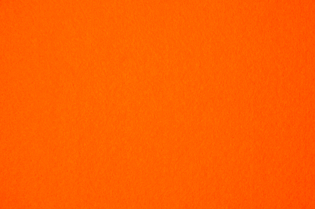 orange felt texture for background Stock Photo