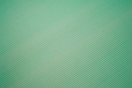 ripple green polystyrene texture for background Stock Photo