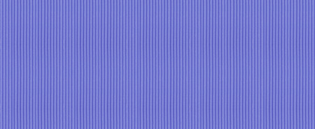 Seamless texture corrugated blue color paper panoramic background