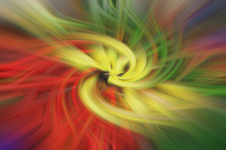 Fine art abstract background. Multi colored swirl fantasy pattern. Stock Photo - 115529982