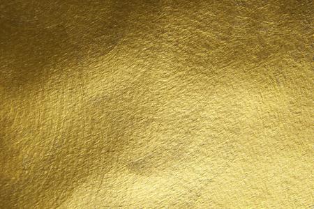Bronze painted texture. Decorative background. Macro photo. Stock Photo